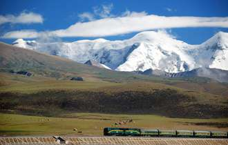 China Tibet Train Tours