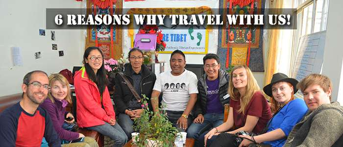 6 reasons why travel Tibet with Explore Tibet